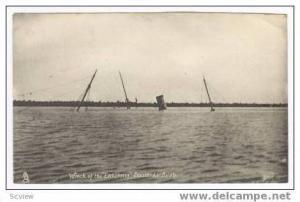 Ship Wreck of the  EKBATANA , Shalt-El-Arab river, Iraq, 00-10s