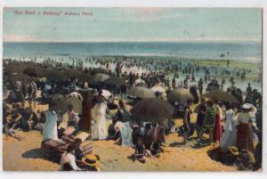 Sun Bath & Bathing, Asbury Park NJ