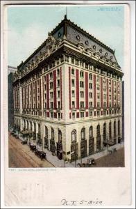 Sinton Hotel, Cincinnati Ohio