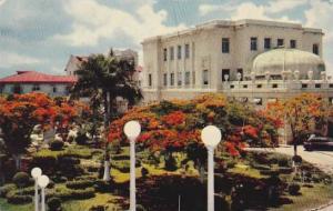 Panama City Plaza De Francia 1956