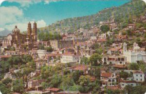 Mexico Taxco Panoramic View