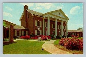 Perry GA, Quality Inn, Azaleas In Bloom, Interstate 75 Chrome Georgia Postcard