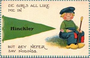 New York Hinckley Dutch Boy Pennant Series