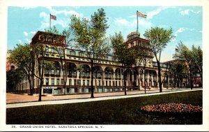 New York Saratoga Springs