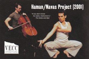 Haman/Navas Project Vancouver East Cultural Centre