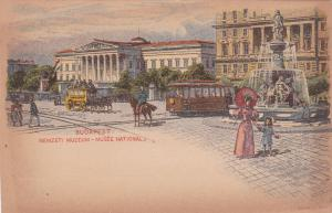 BUDAPEST , Hungary, 1890s ; Musee National