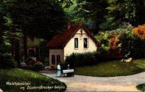 Germany Waldhaeuschen im Duesternbrooker Gehoelz