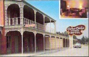 LA Lake Charles Chateau Charles Motor Hotel
