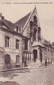 France Dijon Palais de Justice