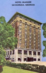 GA - Savannah, Hotel Manger