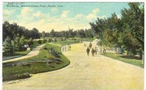 Driveway, Mineral Palace Park , Pueblo, Colorado, PU-1908