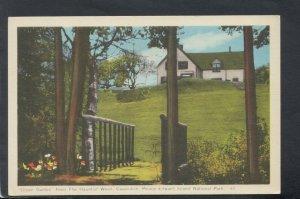 Canada Postcard - Green Gables From Haunted Wood, Prince Edward Island T9201