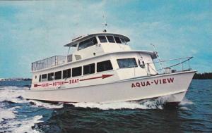 Scenic tours on Lake Barkley State Resort Park, Aqua-View, Glass Botton Boat,...