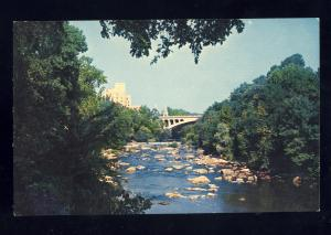 Wilmington, Delaware/DE Postcard, Brandywine Creek & Delaware Hospital