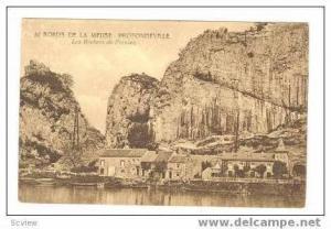 Profondeville, Belgium, 00-10s Bords de la Meuse  Les Rochers de Fresnes