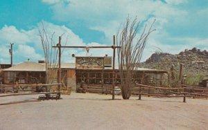 PINNACLE PEAK PATIO , Arizona , 1950-60s ; 21 miles NW of Scottsdale