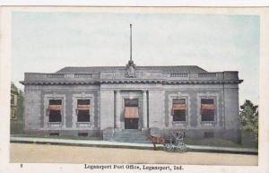 Indiana Logansport United States Post Office