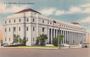 ST LOUIS MISSOURI , 30-40s ; Post Office