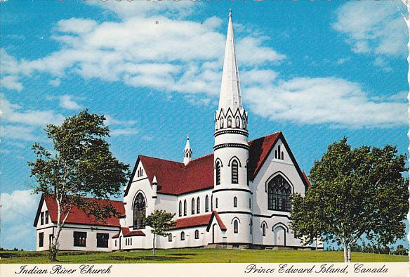 Canada Indian River Church Indian River Prince Edward Island