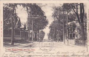 ST. HYACINTHE , Quebec , Canada , PU-1905 ; Rue St Anne