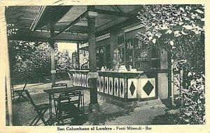 11018  CARTOLINA d'Epoca - MILANO: SAN COLOMBANO AL LAMBRO