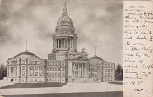 BOISE, Idaho; Idaho State Capitol, PU-1906