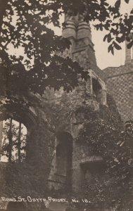 RP: St. Osyth Priory , Essex , England , 00-10s ; Ruins