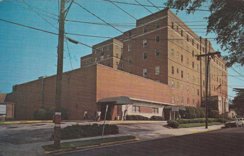 Greenville General Hospital, GREENVILLE, South Carolina, 40-60´s