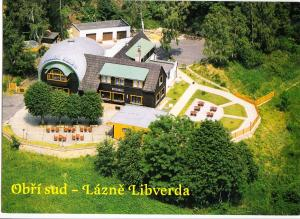 Czech Republic, Obri Sud - Lazane Libverda, 1995 used Postcard