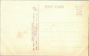 Washington Monument, Newburyport MA Vintage Postcard F01