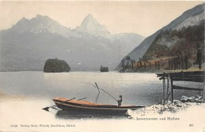 Lot 37 lauerzersee und mythen boat fishing switzerland lowerzersee