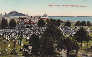 Band Concert, Toronto Exhibition, Toronto, Ontario, Canada, 1910-1920s