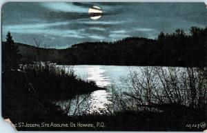 Lac St Joseph, St-Adolphe De Howard, Quebec, Canada c16