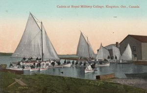 KINGSTON, Ontario, Canada, 1900-10s; Cadets at Royal Military College