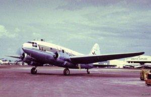 BILL THOMPSON LEBCA INTERNATIONAL CURTISS C-46 COMMANDO
