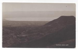 Dead Sea American Colony Photo Card Jerusalem