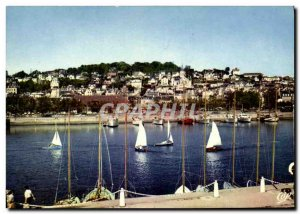 Modern Postcard Dives The Yachts Basin