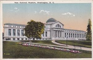 Washington D C New National Museum