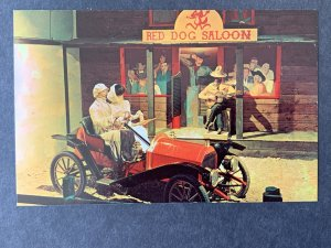 Red Dog Saloon Well Drug SD Chrome Postcard H1173085540