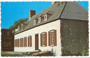 Canada, Manoir Boucher de Niverville, Trois-Rivieres, Quebec , unused Postcard