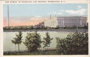 New Bureau Of Engraving and Printing Washington D C