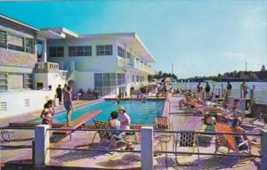 Florida Miami Beach Les Chateau Motel & Swimming Pool