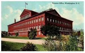 1910's Pension Office Washington D.C. PC2013