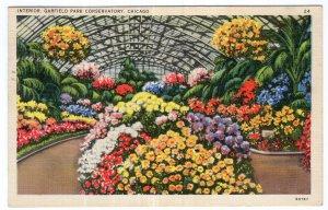 Chicago, Interior, Garfield Park Conservatory