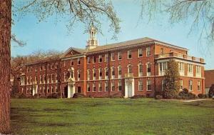 Danbury Connecticut~Western Connecticut State College~1950s Postcard