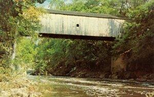 CT - Kent. Bull's Covered Bridge