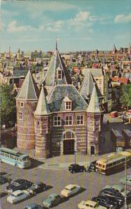 Netherlands Amsterdam The Weighing House