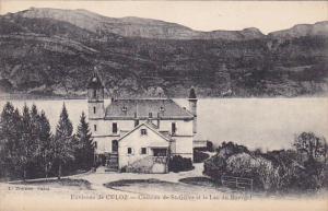 Culoz , Ain department , Rhône-Alpes region , France , 00-10s ; Chateau de S...