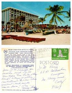Aruba Sheraton Hotel and Casino, Aruba