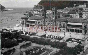 Postcard Old San Sebastian